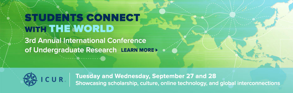3rd Annual International Conference of Undergraduate Research